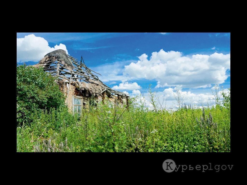 Типичная картина на отдаленном хуторе. Неужели деревне суждено умереть?!