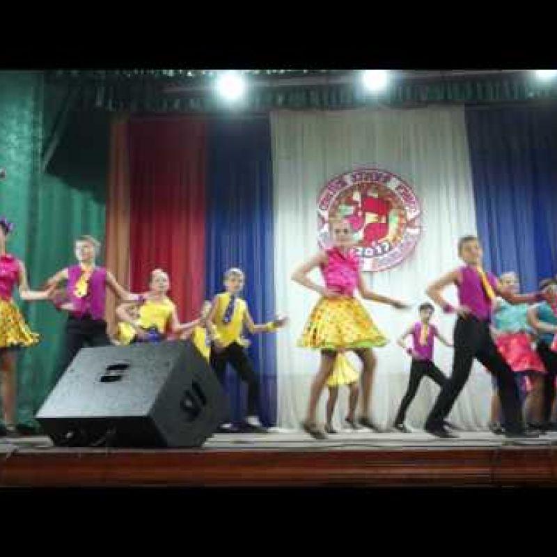 "Танец ""Рок-н-ролл"", студия танца ""Виктория"", г. Льгов"