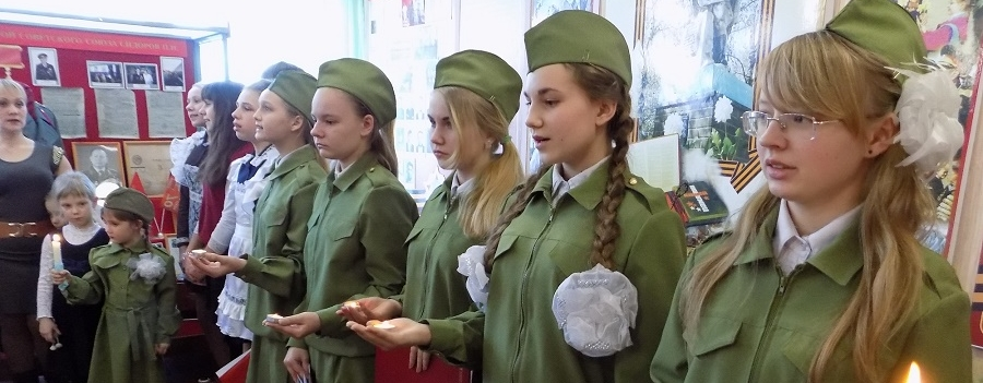 """ВПК """"Родник"""" Банищанской средней школы"""