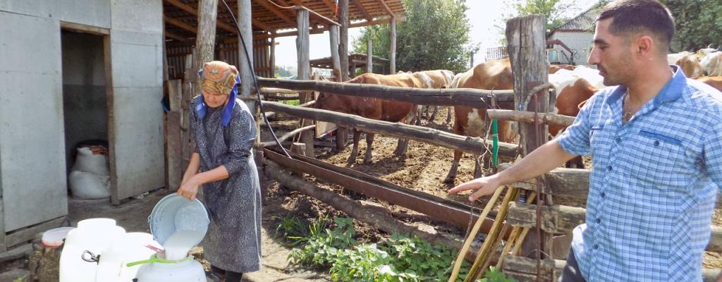 Самое интересное в предпринимательской философии Барсегяна – уверенность  в том, что не только его, а любое хозяйство,  будь то фермерское или личное подсобное, решает какие-то  государственные задачи.