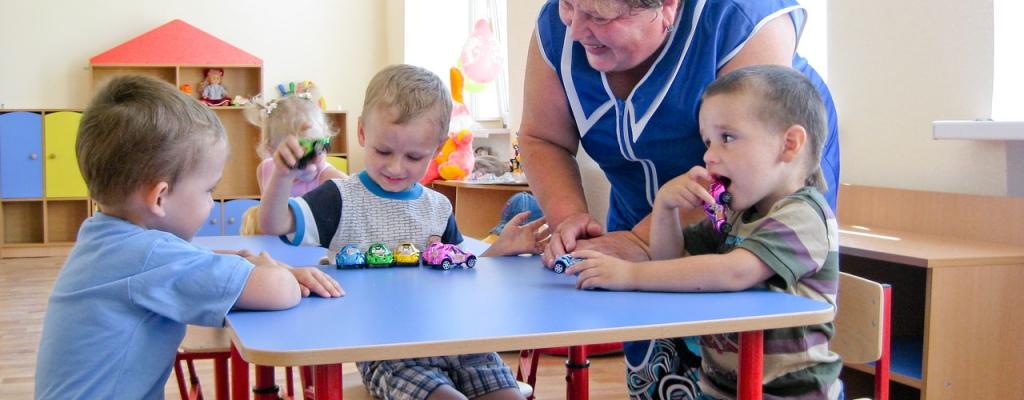 Рассчитан Большеугонский детский сад на 48 мест. Сейчас его посещают 35 детей в возрасте от 3 до 7 лет, работают две разновозрастные группы