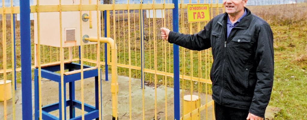 Заместителю главы Вышнедеревенского сельсовета и бывшему главе Малеевского Л. Н. Алёшину такие объекты особенно дороги