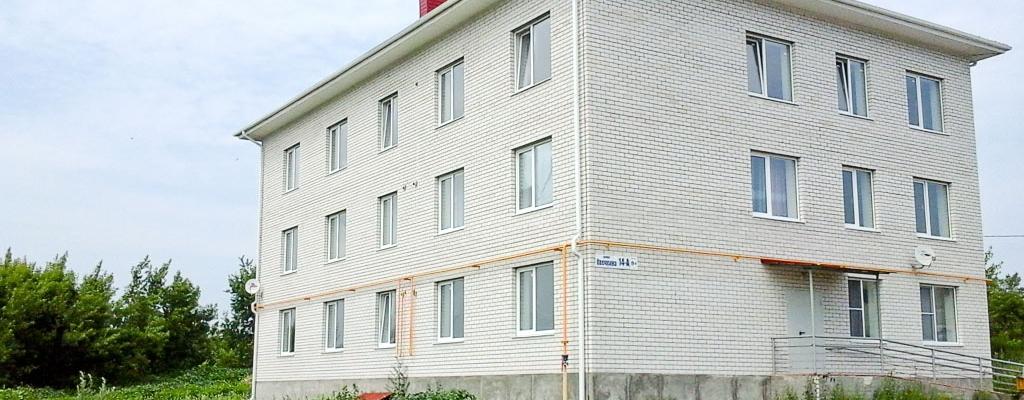 Дом по ул. Овечкина, 14 «А» включен во «фронтовский» реестр некачественных новостроек..