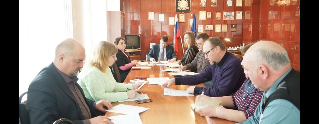 В райадминистрации состоялось очередное заседание антинаркотической комиссии под председательством главы Льговского района С. Н. Коростелева