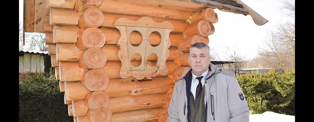 Директор ГУП «Льговлес» Ю. В. Шихов