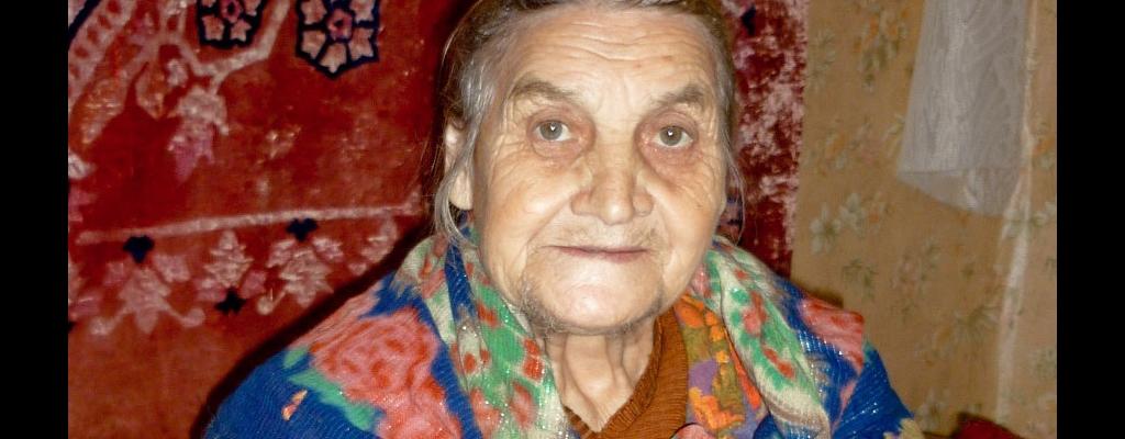 Нине Прохоровне Рубекиной исполнился 81 год...