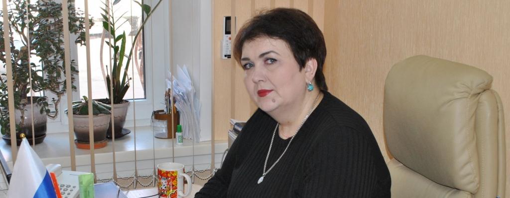 Директор ЦЗН г. Льгова и Льговского района Елена СЕМЕНИХИНА