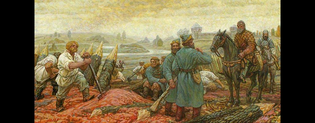Как известно, в 1185 году, во времена князя Игоря Святославович проживали в здешних местах куряне, путивляне, рыляне и черниговское коуи-тюркское население.